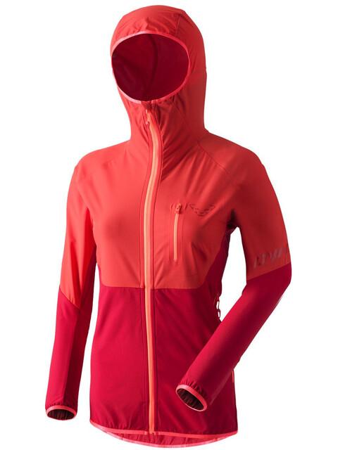 Dynafit Transalper Light Dynastretch Jacket Women hibiscus